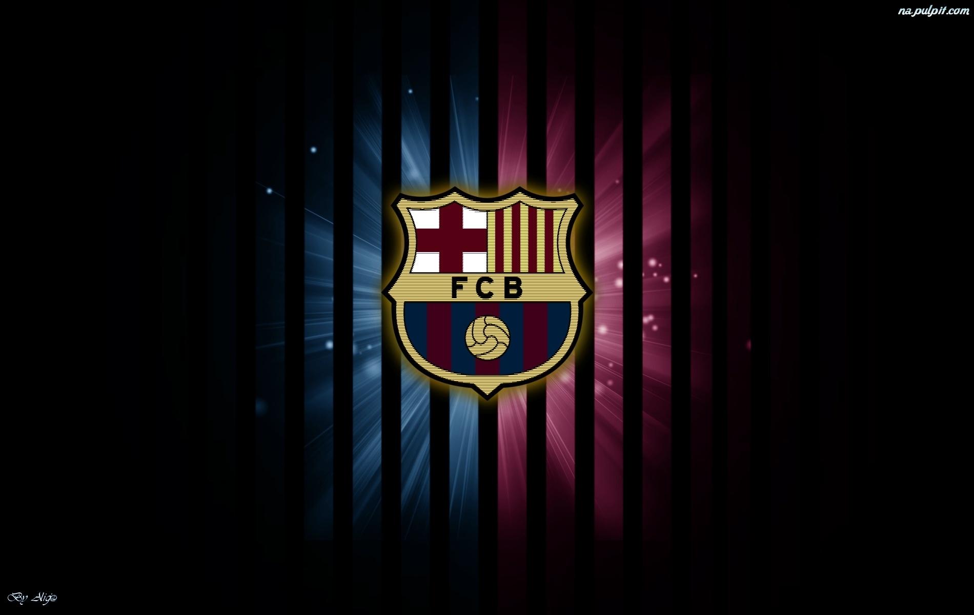 FC Barcelona, Logo Na Pulpit